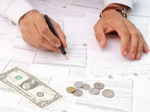 Доверенность на получение денег от организации