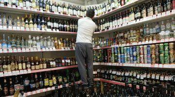 Как вернуть спиртное в магазин